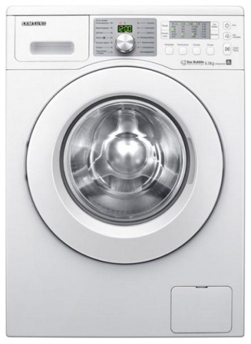 Samsung WF0602WJWD Washing Machine Photo, Characteristics