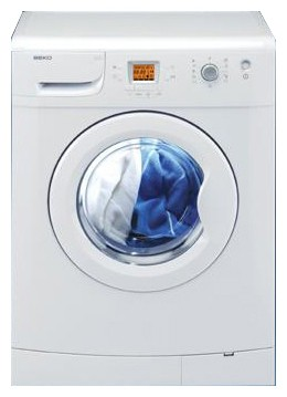 BEKO WMD 76125 Washing Machine Photo, Characteristics
