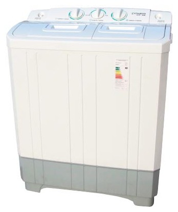 KRIsta KR-62 Washing Machine Photo, Characteristics