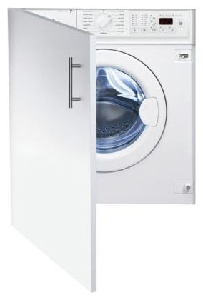 Brandt BWF 172 I Washing Machine Photo, Characteristics