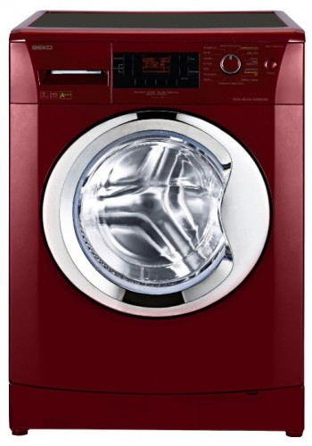 BEKO WMB 71443 PTER Washing Machine Photo, Characteristics