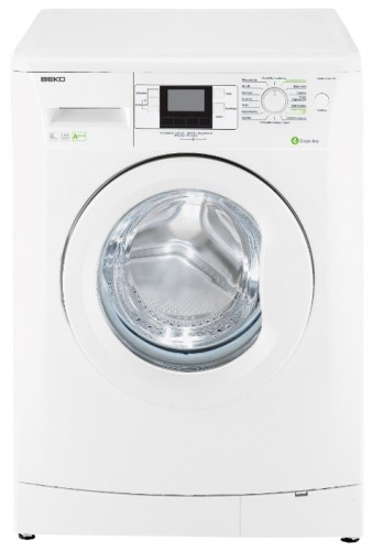 BEKO WMB 71443 PTE Washing Machine Photo, Characteristics