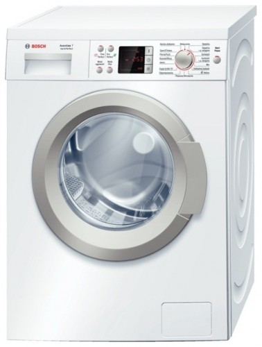 Bosch WAQ 20460 Washing Machine Photo, Characteristics