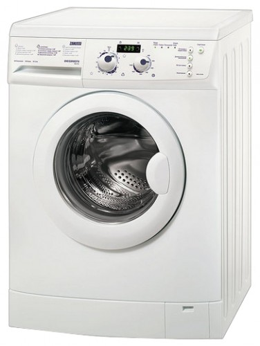Zanussi ZWG 2107 W Washing Machine Photo, Characteristics