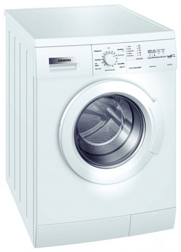 Siemens WM 14E163 Washing Machine Photo, Characteristics
