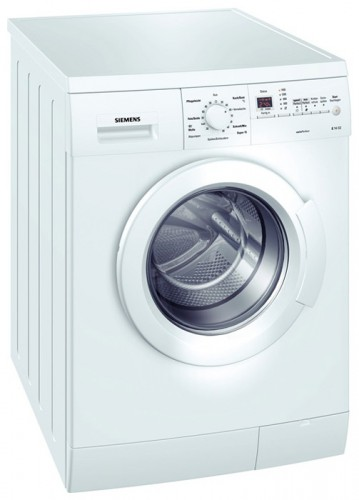 Siemens WM 16E393 Washing Machine Photo, Characteristics