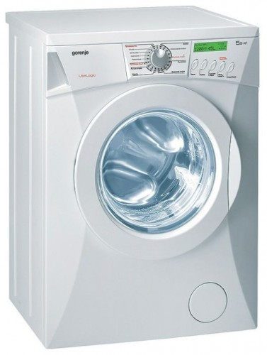 Gorenje WS 53121 S Washing Machine Photo, Characteristics