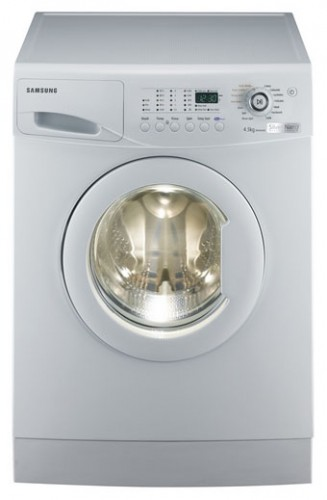 Samsung WF6450S7W Washing Machine Photo, Characteristics