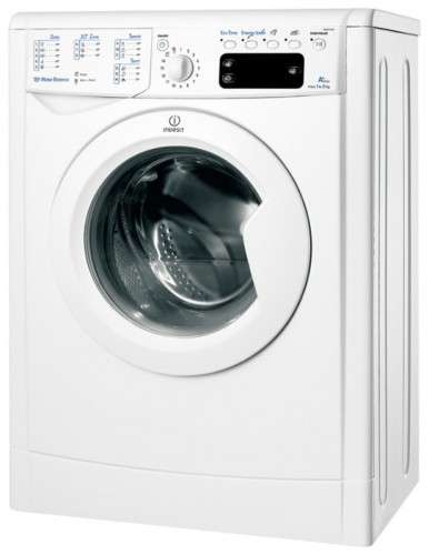 Indesit IWSE 51051 C ECO Washing Machine Photo, Characteristics