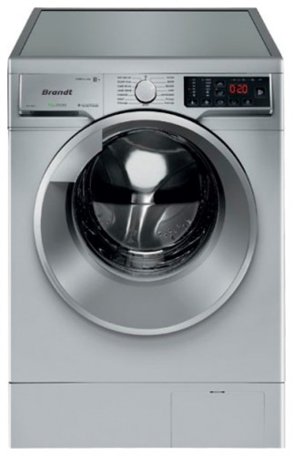 Brandt BWF 184 TX Washing Machine Photo, Characteristics