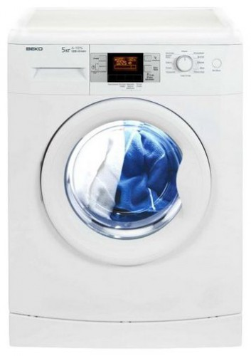 BEKO WKB 75107 PTA Washing Machine Photo, Characteristics