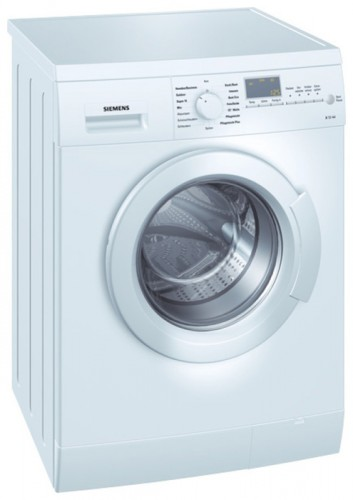 Siemens WS 12X45 Washing Machine Photo, Characteristics