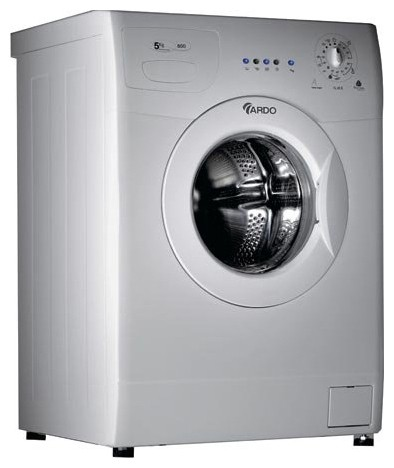 Ardo FLSO 86 E Washing Machine Photo, Characteristics