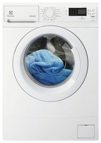 Electrolux EWF 1264 EDU Washing Machine Photo, Characteristics