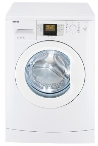 BEKO WMB 61041 PTM Washing Machine Photo, Characteristics