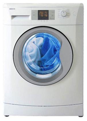 BEKO WMB 81045 LA Washing Machine Photo, Characteristics
