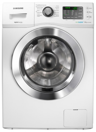 Samsung WF702U2BBWQD Washing Machine Photo, Characteristics