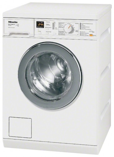 Miele W 3370 Edition 111 Washing Machine Photo, Characteristics