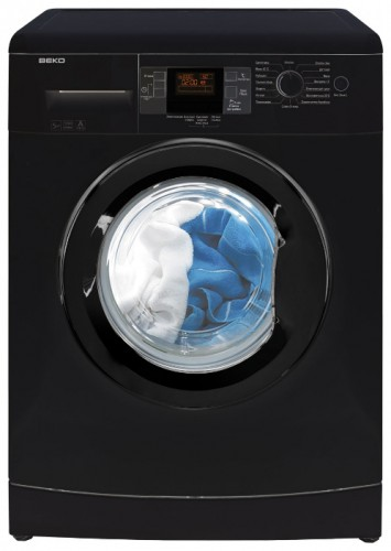 BEKO WKB 51041 PTAN Washing Machine Photo, Characteristics