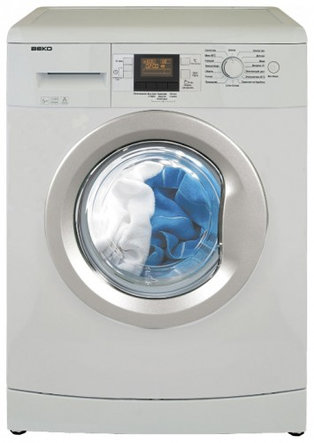 BEKO WKB 51041 PTS Washing Machine Photo, Characteristics