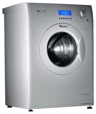 Ardo FL 106 L Washing Machine Photo, Characteristics