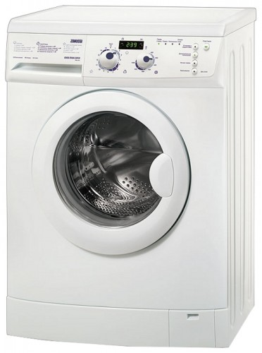 Zanussi ZWS 2127 W Washing Machine Photo, Characteristics