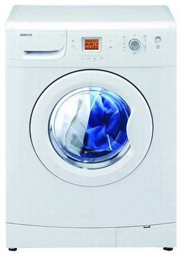 BEKO WMD 78127 A Washing Machine Photo, Characteristics