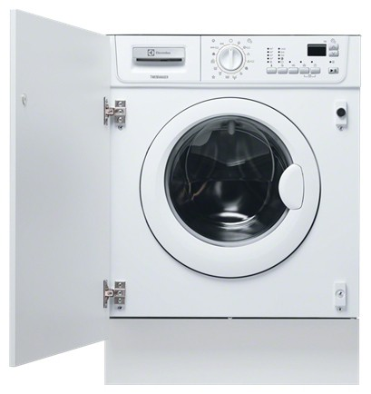 Electrolux EWG 147410 W Washing Machine Photo, Characteristics
