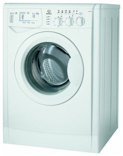 Indesit WIDXL 126 Washing Machine Photo, Characteristics