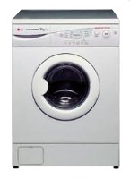 LG WD-8050F Washing Machine Photo, Characteristics