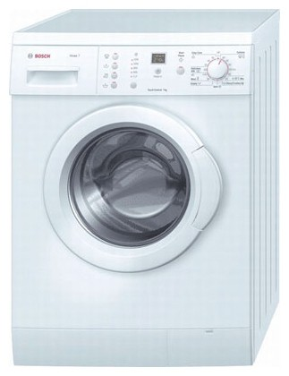 Bosch WAE 2026 F Washing Machine Photo, Characteristics