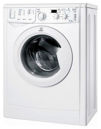 Indesit IWSD 6085 Washing Machine Photo, Characteristics
