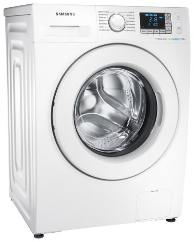Samsung WF70F5E3W2W Washing Machine Photo, Characteristics