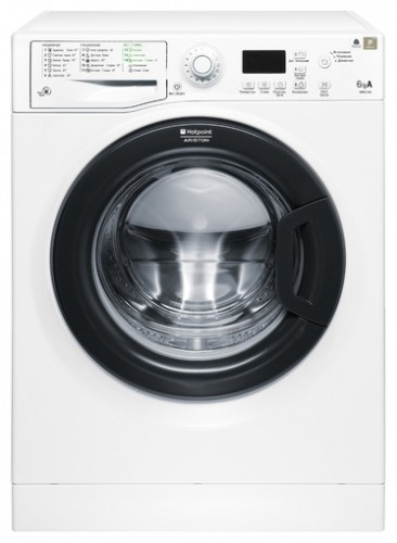 Hotpoint-Ariston WMSG 625 B Washing Machine Photo, Characteristics