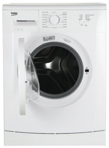 BEKO WKB 41001 Washing Machine Photo, Characteristics