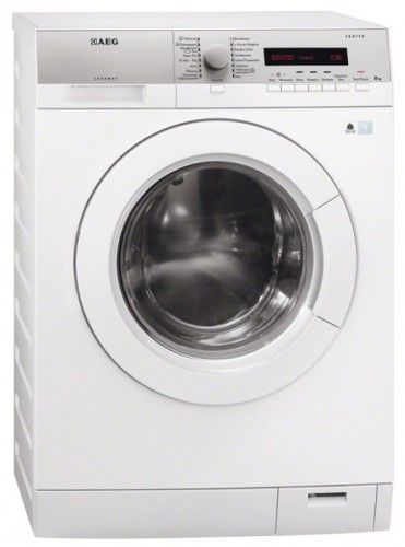 AEG L 76285 FL Washing Machine Photo, Characteristics