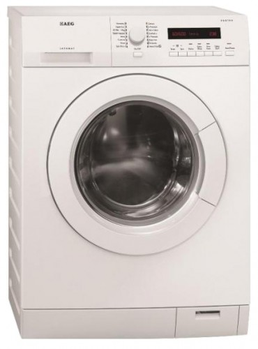 AEG L 72270 VFL Washing Machine Photo, Characteristics