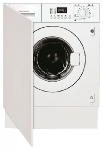 Kuppersbusch IWT 1466.0 W Washing Machine Photo, Characteristics