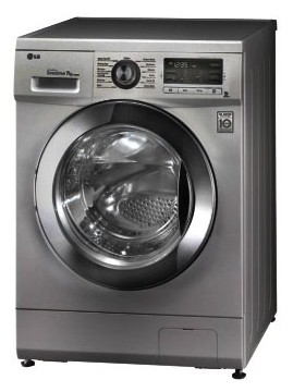 LG F-1296TD4 Washing Machine Photo, Characteristics