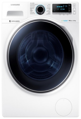 Samsung WW80J7250GW Washing Machine Photo, Characteristics