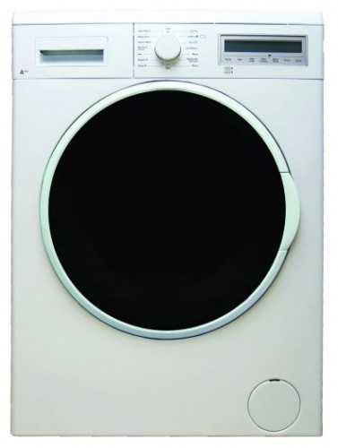 Hansa WHS1455DJ Washing Machine Photo, Characteristics