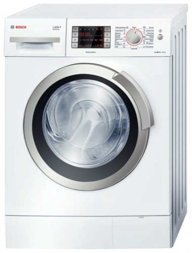 Bosch WLM 20441 Washing Machine Photo, Characteristics