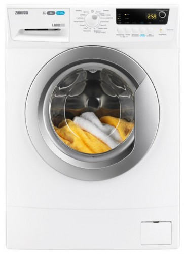Zanussi ZWSG 7121 VS Washing Machine Photo, Characteristics