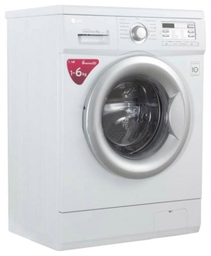 LG F-12B8ND1 Washing Machine Photo, Characteristics