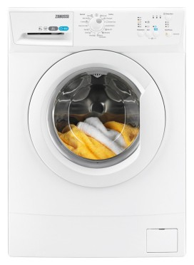 Zanussi ZWSG 6100 V Washing Machine Photo, Characteristics