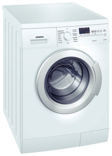Siemens WM 10E444 Washing Machine Photo, Characteristics