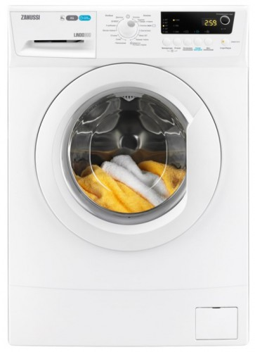 Zanussi ZWSG 7121 V Washing Machine Photo, Characteristics